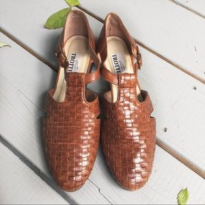 Trotters | Lucille Leather Shoes Size 9N